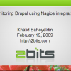 Monitoring Drupal Using Nagios Integration