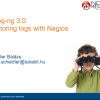 Automated log monitoring with Nagios and syslog-ng.