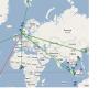 Hostgroup Status in Google Maps
