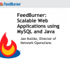 Feed Burner Scalability
